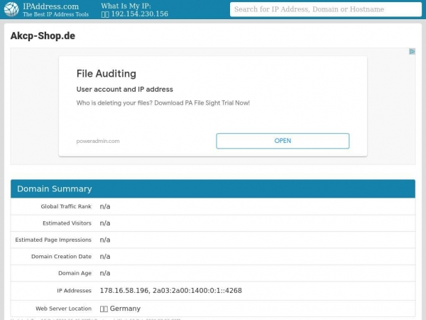 akcp-shop.de.ipaddress.com