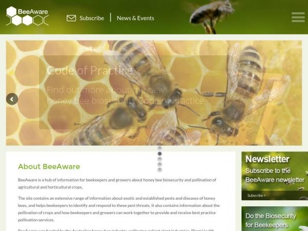 beeaware.org.au