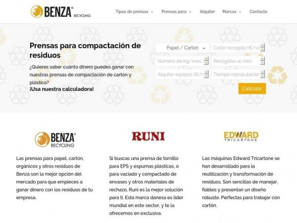 benzarecycling.com