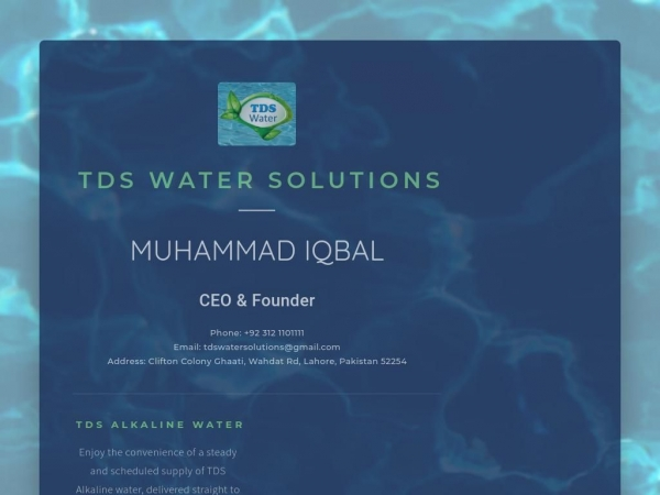 ceotdswatersolutions.carrd.co