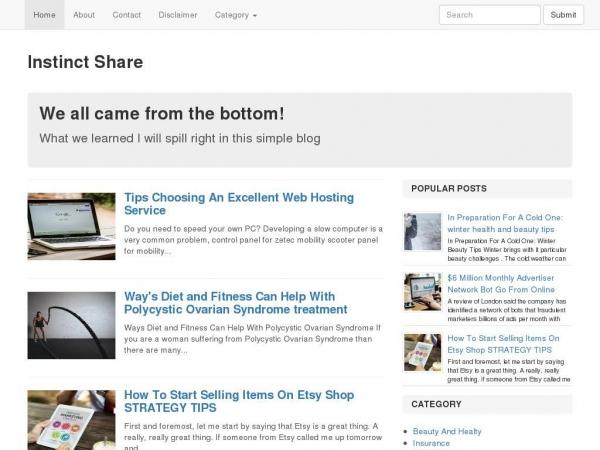 instinctshare.blogspot.com
