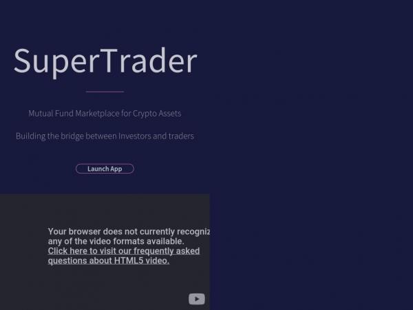 supertrader.finance