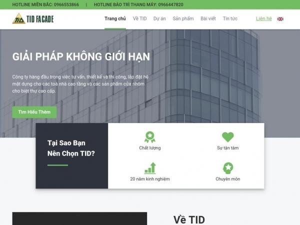 tidfacade.com