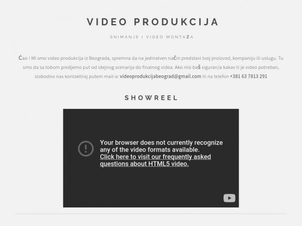 videoprodukcija.carrd.co